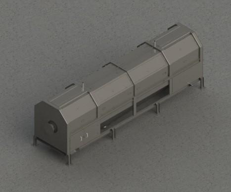 Fabricas de peneira rotativa