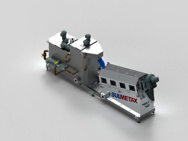 Máquina de compostagem acelerada
